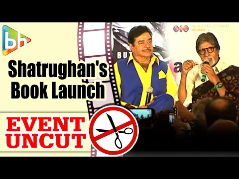 Shatrughan Sinha's Book 'Anything But Khamosh' Launch | Event Uncut