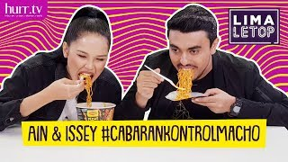 LimaLeTop! | Ain Edruce & Issey Buat #CabaranKontrolMacho (Full Version)  from hurr. tv