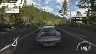 PS1 Vs. PS2 Vs. PS3 Vs. PS4 Gameplay Graphics Comparison Racing [1080p HD]