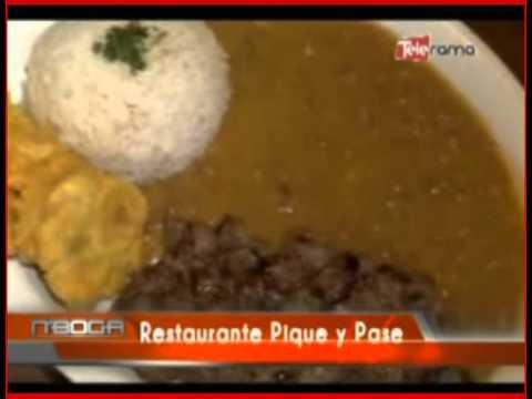 Gran Restaurant PIQUE Y PASE en Guayaquil Ecuador - Comida Típica Ecuatoriana
