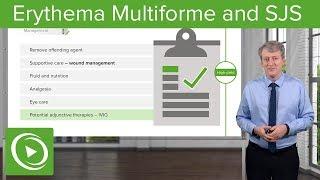 Erythema Multiforme and Stevens-Johnson Syndrome (SJS) in Children – Pediatrics   Lecturio