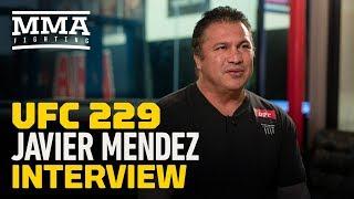 UFC 229: Javier Mendez Says Conor McGregor Mental Tactics 'Didn't Work' on Khabib Nurmagomedov