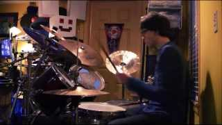 Red Hot Chili Peppers - Dani California Drum Cover