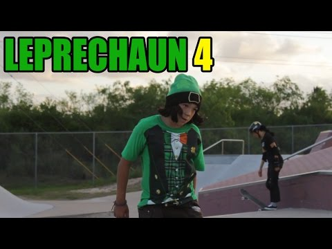 Leprechaun Skateboarding 4 - JP Garcia