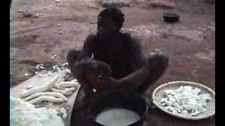 Haiti Jacmel Journals Cassava Making Video Report