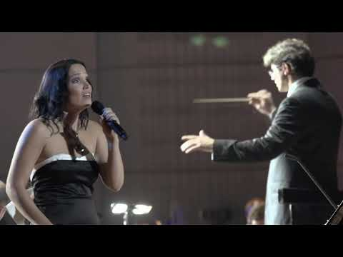 TARJA & MIKE__SWANHEART (Holopainen) - Beauty & the Beat - Tarja Turunen & Mike Terrana