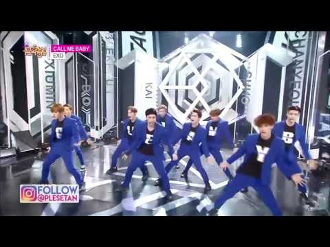 EXO konser di BEKASI nyanyi Bukan Bang Toyib