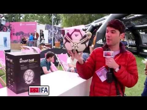 IFA 2015: SmartBall, Cámara 360°, Teclado Enrollable, Estación DJ Portátil Y Más