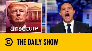 Is Trump's Security Clearance a Free For All? | The Daily Show With Trevor Noah