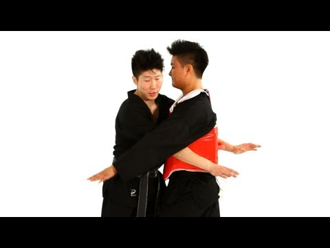 Taekwondo Sparring: Clinch Technique 2 | Taekwondo Training for Beginners Image 1