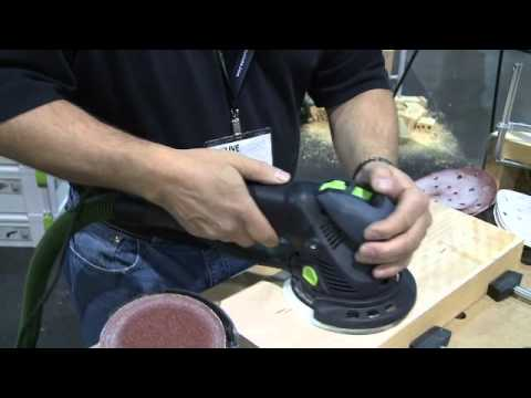 Festool Sanders – Customer Testimonials