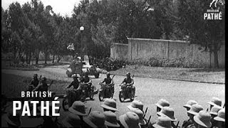 The Fall Of Addis Ababa - Pathe Gazette Special (1941)
