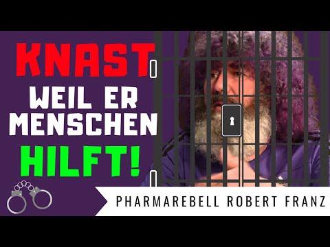 Robert Franz: Für die Menschheit in den Knast - wo ist die Gerechtigkeit in Deutschland?