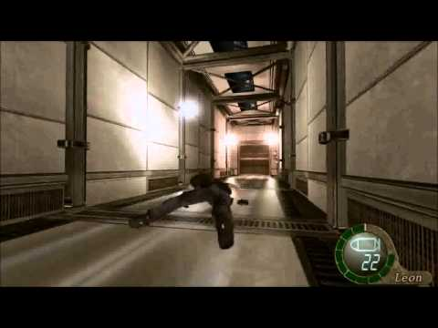 Resident Evil 4 HD Remake Gameplay Footage HD  /  OFL
