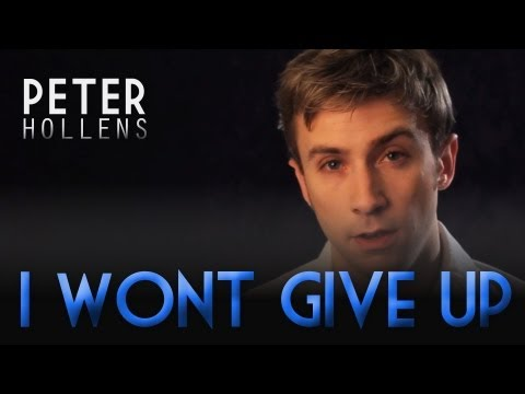 I Won't Give Up - Jason Mraz - Peter Hollens (acappella)