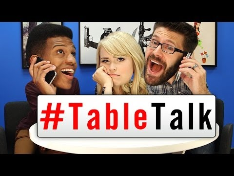 Catchy Tunes and Most Heroic Moments on #TableTalk! klip izle