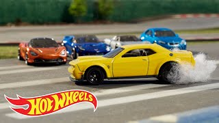 HW Factory Fresh™ in Making the Cover | Hot Wheels