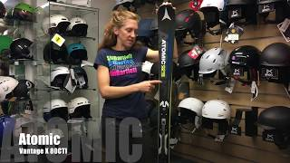 Atomic Vantage X 80 CTi 2018 Ski Review