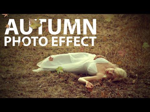 Autumn Photo Effect: Photoshop Tutorial