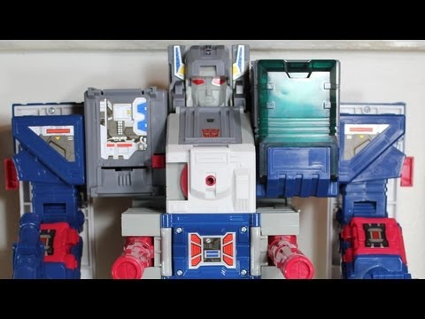 Transformers Encore: Fortress Maximus - SSJ Reviews 397