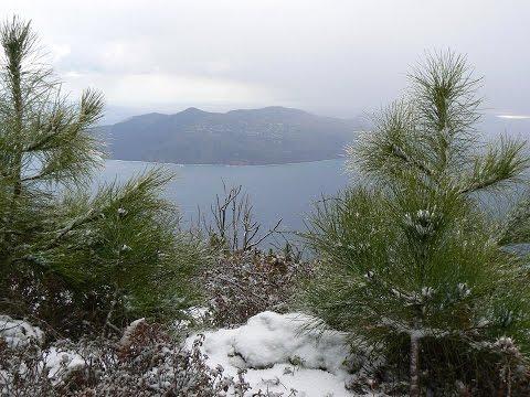 D'estate o d'inverno. Salina è da sogno (foto E. Benenati/D.Arabia) 09.02.15