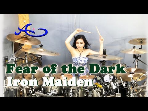 Iron Maiden - Fear Of The Dark drum cover by Ami Kim (43rd) thumbnail