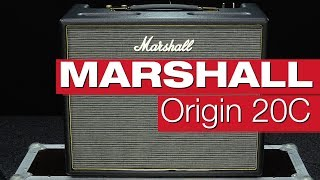download musica Marshall Origin 20C Combo Gitarrenverstärker- von session