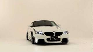 BMW Z4(E89) BodyKit&ExhaustSystem by Rowen Japan