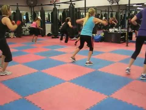20 Minute Cardio Kickboxing Workout Image 1