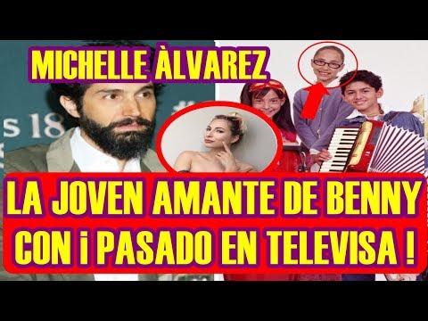 MICHELLE ÀLVAREZ la joven
