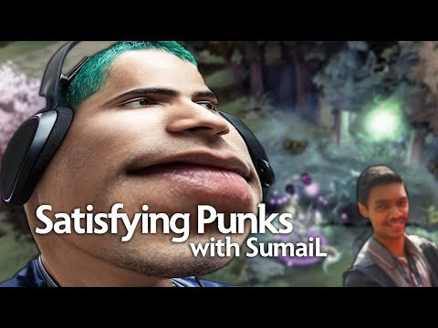 How SumaiL Really Satisfies Punks in DotA2