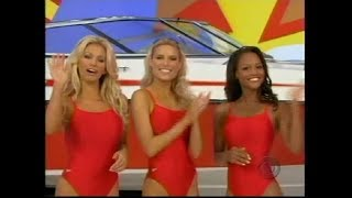 The Price is Right:  October 23, 2006  (Models as Lifeguards)