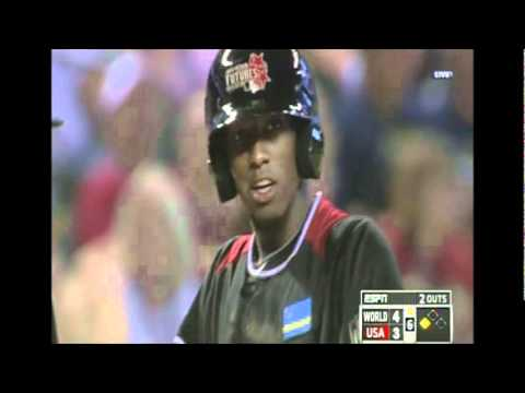 Martin Perez and Jurickson Profar at the 2011 Futures Game ++ Interview Fail/Hilarity