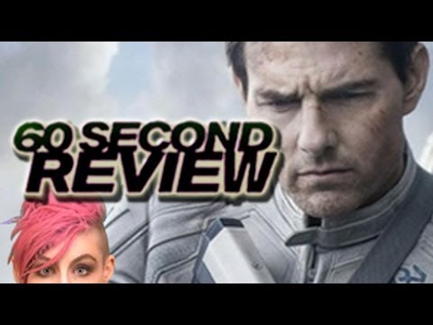 Oblivion - 60 Second Movie Review