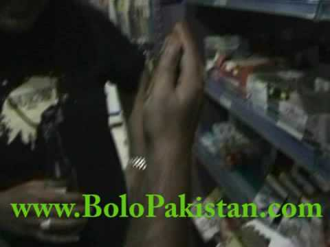 Buying Condoms in Pakistani Society! FUNNY
