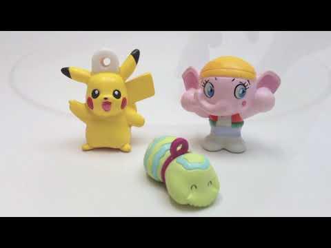Anpanman Bath Balls アンパンマン びっくらたまご Doraemon ドラえもん バスボール Pikachu Pokemon ピカチュウ ポケットモンスター ピカチュウ