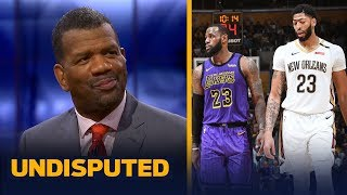 Rob Parker: 'No way, no how' Anthony Davis gets traded to Lakers before deadline | NBA | UNDISPUTED