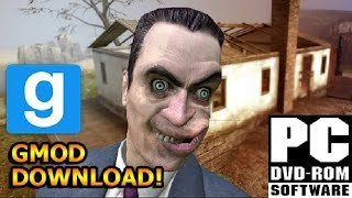 How To Download Garrys Mod For FREE on PC! [WITH MULTIPLAYER]