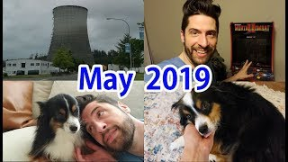 May 2019 - Journal/Vlog