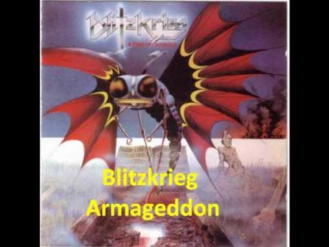 Blitzkrieg - Armageddon