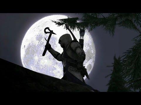 Assassin's Creed 3 Treasure Hunting Peg Leg Missions 1080p
