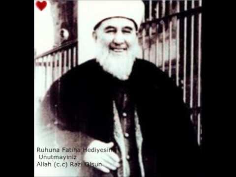 Mehmed Zahid Kotku Hazretleri ~ Müslüman Daima Dua Etmeli Sohbet
