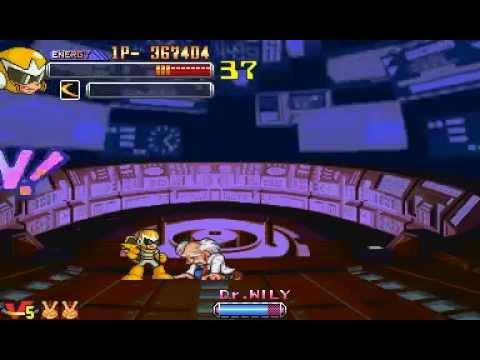 Mega Man 2: The Power Fighters (USA 960708) - MegamanMan2 powerfighters protoman