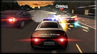 Police Chase 3D (Mobile) - Game Walkthrough (all 1-8 lvl)