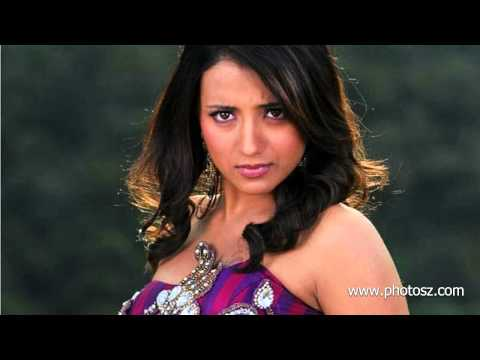 Tamil Actress Trisha Cute Album Hd video