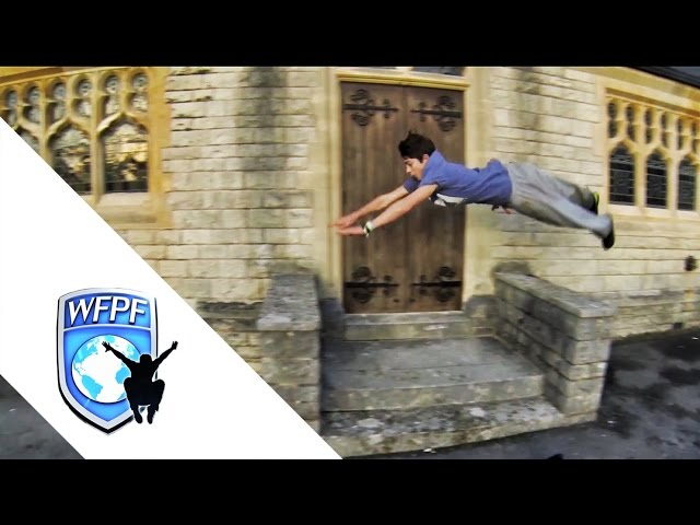 Lets Tessellate | WFPF & Know Obstacles | Parkour & Freerunning