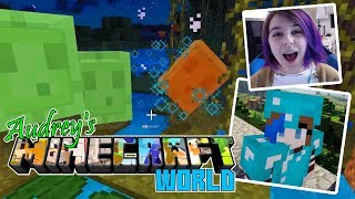 Download Lagu Audrey's MINECRAFT Survival World | To The Swamp! Gratis STAFABAND