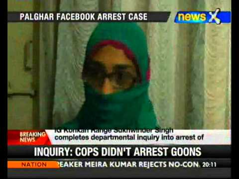 FB post case: Internal police enquiry finds 3 policemen guilty - NewsX