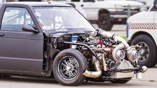 FLACO'S 1,500hp Truck vs The WORLD!