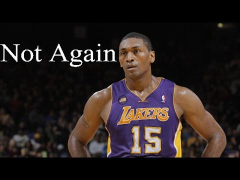 Metta World Peace Fighting Again? [Top 5 Artest Fights] klip izle